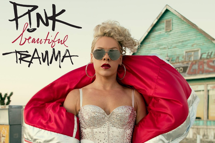 "P!nk sort son 7ème album studio ""Beautiful Trauma"" le 13 octobre 2017"