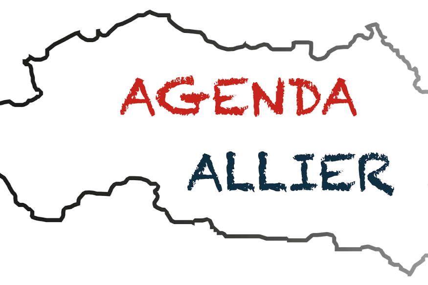 AGENDA CULTUREL DE L'ALLIER - WEEK-END DU 8 AOÛT 2020